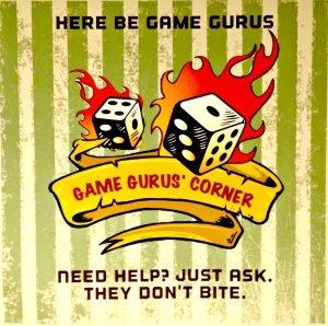 Game Gurus plakat